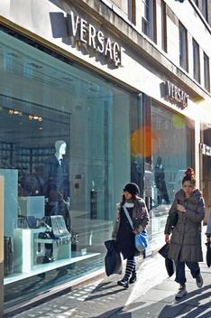 Модный шопинг в Лондоне